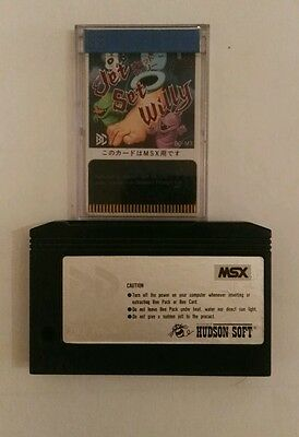 Jet Set Willy + Hudson Soft Bee Pack
