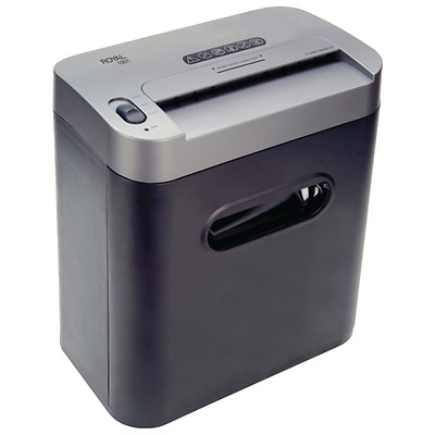 10 Sheet Cross Cut Paper Shredder Credit Card Shredder Staple Office Home Basket