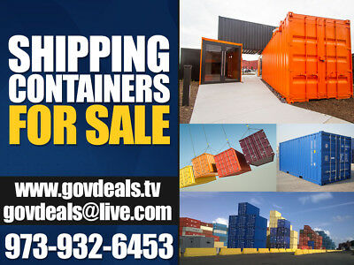 Shipping Container, Storage Container, Cargo Container, Container, Shipping