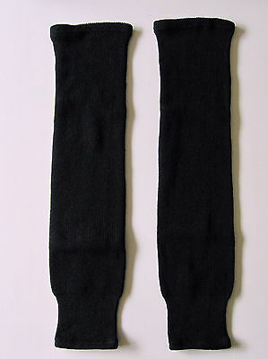 """CCM SR Knit Hockey Game Socks! Solid Senior Adult 28"""", All Color Choices Options"""