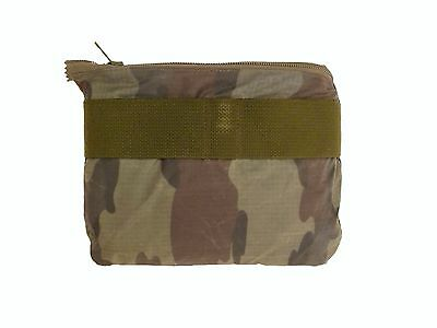 1980s NATO Issue Waterproof Poncho Shelter Sheet Northern Europe Camouflage BAOR
