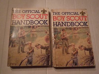 2x Copies of The Official Boy Scout Handbook 9th Edition