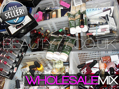 7x MIXED BRAND NEW MAKE UP COSMETICS WHOLESALE BUNDLE CLEARANCE JOBLOT JOB LOT
