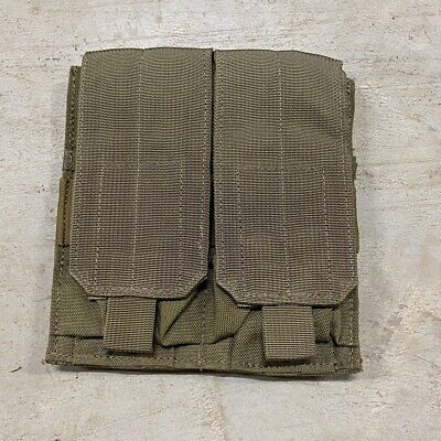 Eagle Allied Industries SFLCS Khaki Tan 2x2 Double 5.56 Rifle Mag Pouch COYOTE