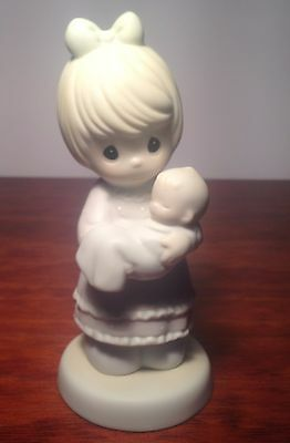 Precious Moments Figurine A Special Delivery Baby With Box PERFECT