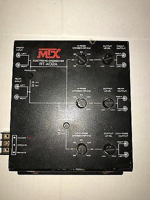 MTX Electronics CrossOver RT-X02A