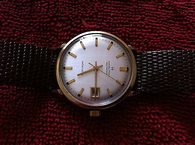 1 Men's Watch Hamilton Masterpiece Automatic And Self Winding, Swiss, Works