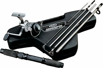 "Daiwa Minispin MS-S500T Spinning Mini System Compact 4'6"" Ultralight 5 Piece Rod"