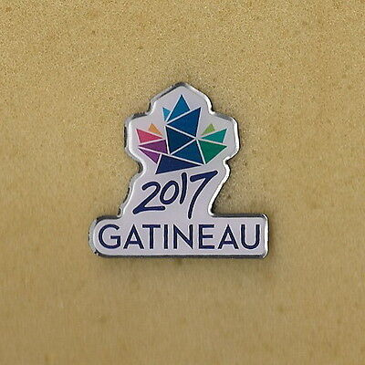 City Of Gatineau 2017 150 Years Of Canada Quebec Celebration Official Pin