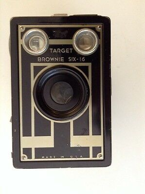 Vintage Target Brownie six-16 camera,  Kodak product