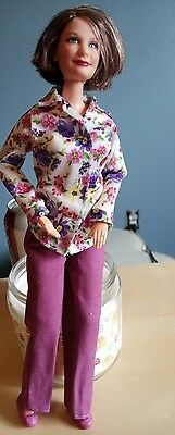Barbie Happy Family Grandma Doll With Clothes & Shoes 2003