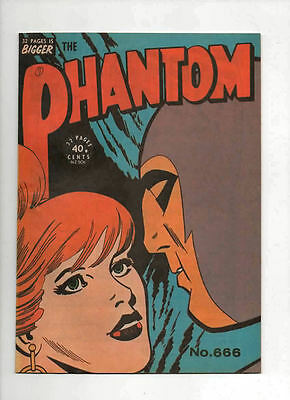 Phantom Comic Issue # 666     - Collectible Comic Book - Very Good Condition