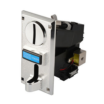 Multi Coin Acceptor CPU Selector Mechanism for Arcade Video Gaming Machine AC804