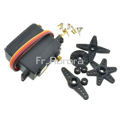 MG995 High Speed Torque Metal Gear RC Servo Pour Airplane Helicopter Car Boat