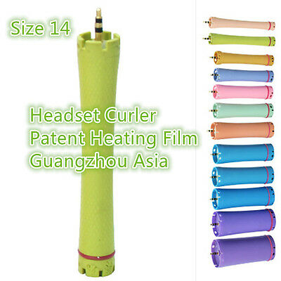 Light weight digital hair perm rod, Water-Proof Patent  36V, Headset Edition