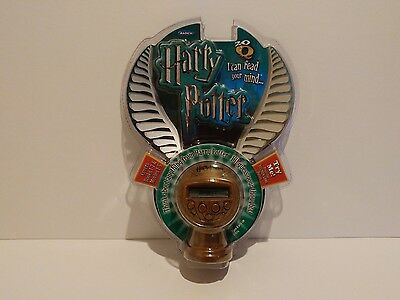 Harry Potter I Can Read Your Mind 20Q Electronic Game Radica 2007 Brand New