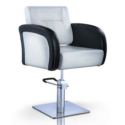 Salon Beauty furniture equipment styling Hairdressing  barber chairs 1837 b+w