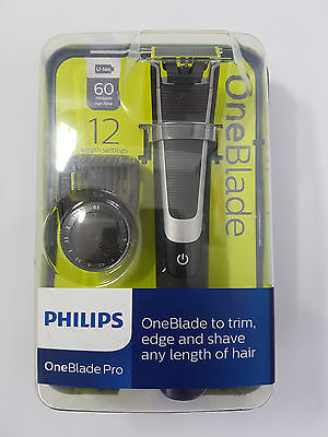 Philips One Blade Pro 12 QP6510/25 UK Stock SHAVER NEW/SEALED