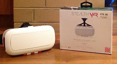 STEALTH VR headset Excellent Used Condition -