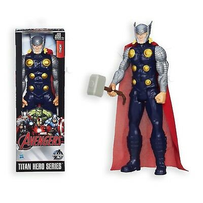 Marvel Avengers Thor Titan Hero Series Thor Action Figure 12 Inch Hasbro
