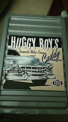 Huggy Boy's-Favourite Oldies From Caddy Records V/a-Joe Houston/the Dots&others