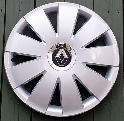 "4x16"" wheel trims, Hub Caps, Covers to fit Renault Espace,Trafic ( Quantity 4)"