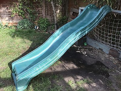 Wavey slide by TP for climbing frame (no steps)