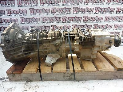 2008 Ford Ranger 2.5 / 3.0 Tdci Manual 4X4 Gearbox With Transferbox