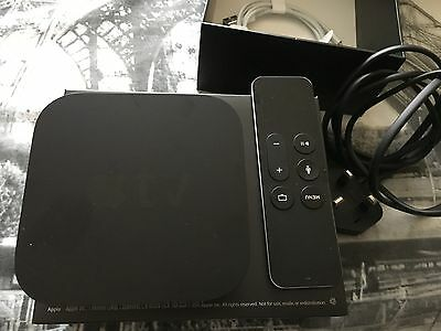 Apple TV 4th Generation 32GB A1625 SPECIAL DEVELOPER KIT ONLY *( OPENED) SEE Ad