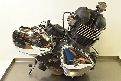 2008 Triumph Bonneville America COMPLETE Running Engine Motor 20K CARB T1160157