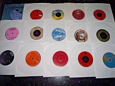 36 Northern Soul/funk 7 Inch Single Record Collection 1966-81 All In Vg To Ex