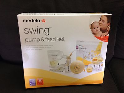 Medela Swing Single Electric Breast Pump **Brand New**