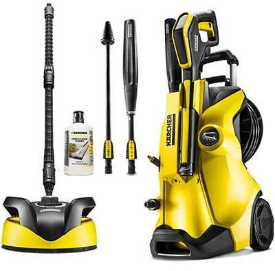 Karcher K4 Premium Full Control Home Pressure Washer Package
