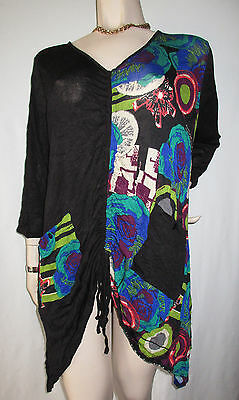 TS By Taking Shape Stylish Tunic Top Plus Size L - 20 to 22
