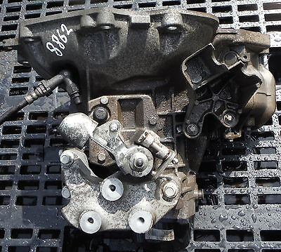 Vauxhall Astra 5 Dr Hb 2009-2012 1.4 Gearbox - Manual - F17 / M26 Code