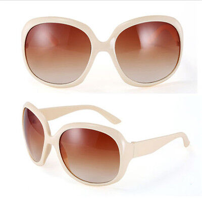 Hot Retro Fashion Big Style Women's Vintage Shades Oversized Designer ~
