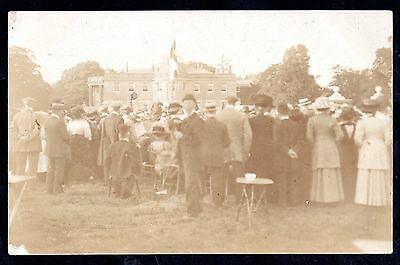 Scampston (published  Driffield)   East Yorkshire scarce old  postcard AP81