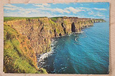 "Cpm "" The Cliffs Of Moher - Co. Clare"