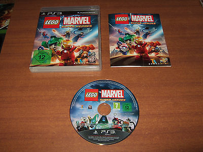 LEGO Marvel Super Heroes für Sony PlayStation 3 / PS3
