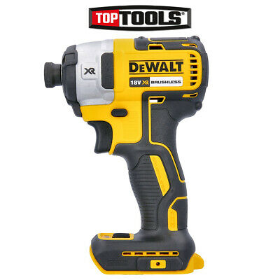 Dewalt DCF887N 18V XR li-ion Brushless Impact Driver 3 Speed Body Only Ex DCF886