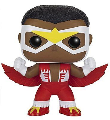 Funko Pop Vinyl - Marvel 'Falcon' Figure - Damaged Box