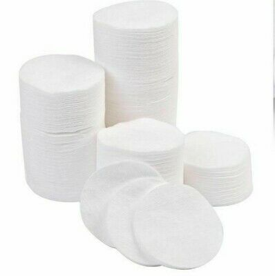 120piece Cotton Wool Round Pads Soft Absorbent Beauty Health Care Medical Makeup