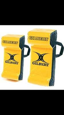 Gilbert Wedge Senior (pair) Yellow.