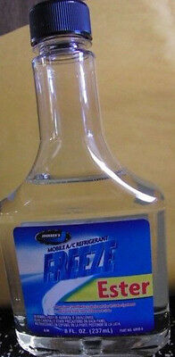 Johnsen's FREEZE AC Refrigerant Ester Oil 8 oz 6808-6