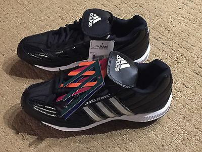 New With Tags Adidas AdiSonic Team Metal Cleats Men's Baseball Shoes 11