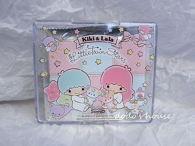 Sanrio Little Twin Stars Mirror Case with Cookies