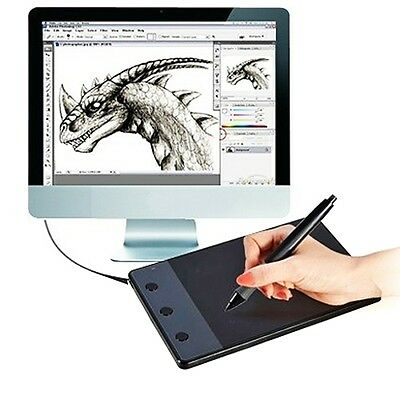 S-Ca-2812_Sun Huion H420 Computer Input Device 4.17 X 2.34 Inch 4000Lpi Drawing