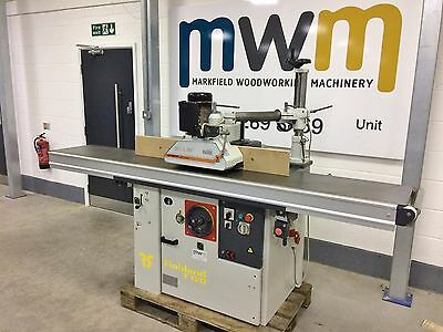 Casolin F90 Spindle Moulder with Sliding Table £3750 + VAT
