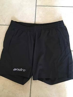 Andro Female Table Tennis Short  size Medium