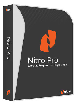 Nitro Pro 11 - PDF Viewer, Editor, Creator, Converter, Official Full Version